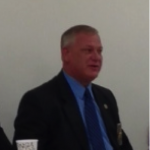 Stokes County Sheriff Mike Marshall