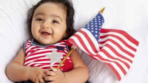 babywithflag