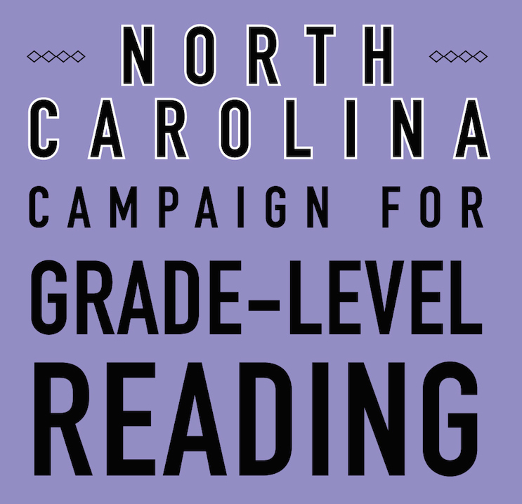 Logo for NC Campaign for Grade-Level Reading